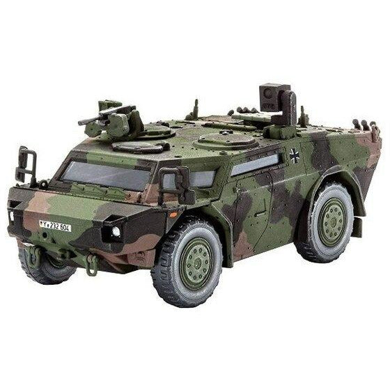 Revell 1-72 Recon Vehicle Fennec