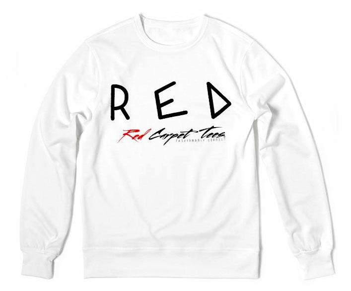 Red Traced Men&