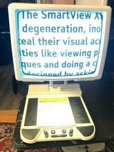 "Load image into Gallery viewer, OPTELEC B/W Bright CLEARVIEW 417 REFURBISHED Low Vision Magnifier 17"" CRT 75MHZ"