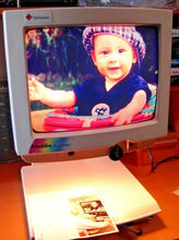 Load image into Gallery viewer, Telesensory Aladdin Rainbow Color Low Vision Video Magnifier REFURBISHED *EASY*