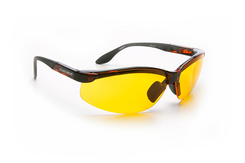 Eschenbach Solar Comfort Plum, Amber, Yellow, Orange or Gray Filter Eyewear