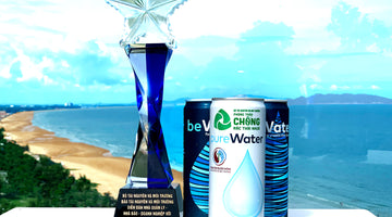 beWater™ Is Awarded For Its Contributions To Reducing Single-Use Plastic By The Vietnam Ministry of Natural Resources & Environment (MONRE)