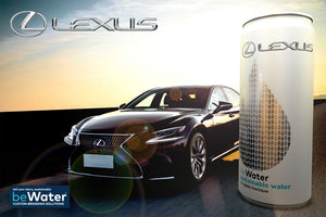 beWater™ Custom-Branded Solutions (Lexus 2)