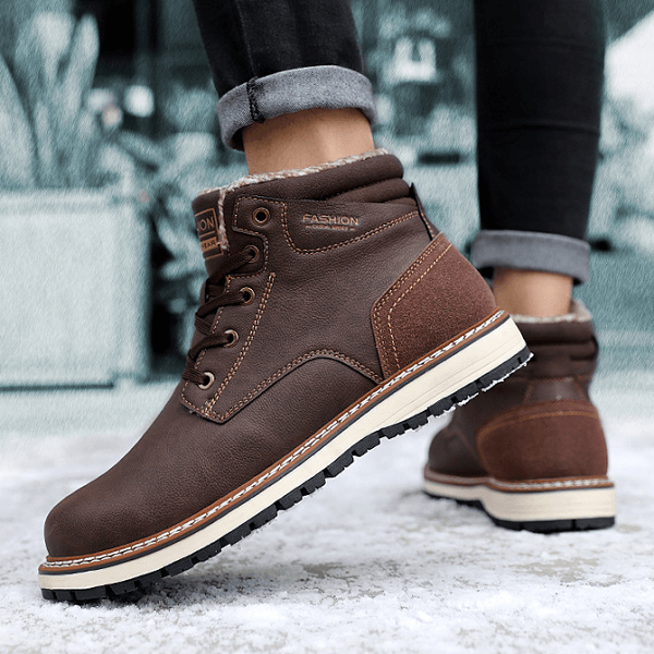 DEXTER LEATHER BOOTS