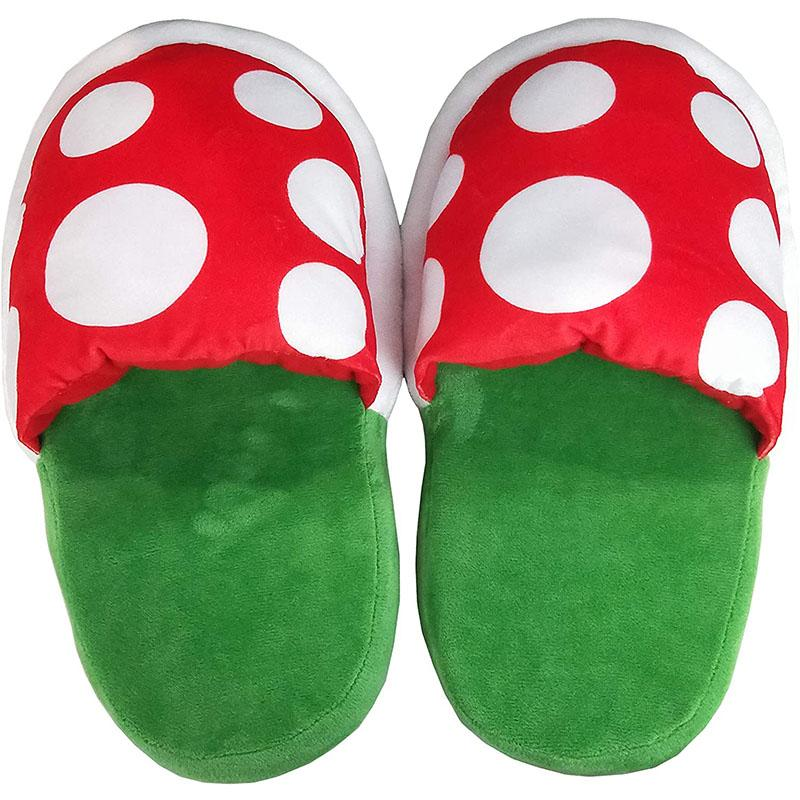 Mario Piranha Plant Slippers(Buy more save more)
