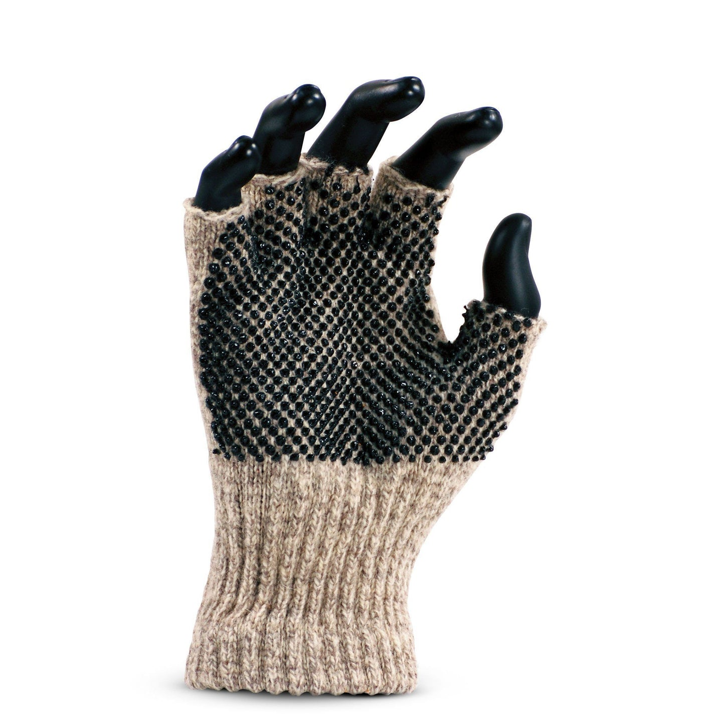 Fox River Ragg Wool Fingerless Gripper Glove