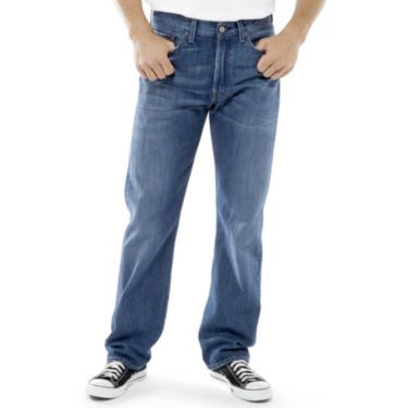 Levi's 505 Mens Regular fit Jeans