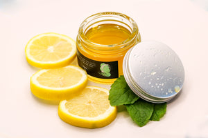 Spearmint & Lemon Bamboo Exfoliating Oil