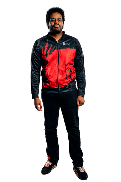 Misfits Gaming Pro Jacket 2020, Red