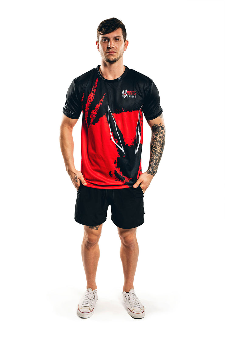 Misfits Gaming Pro Jersey 2020, Red