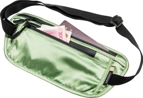 Cocoon Secret Waist Wallet Silk - Groen