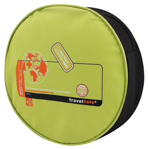 TravelSafe Extra Fijne Mesh Klamboe Pop-Out 1 pers.