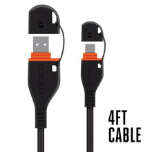 Load image into Gallery viewer, 4ft Waterproof USB Cable