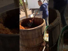 Load and play video in Gallery viewer, La Higuera Sotol Cedrosanum Fermentation tank