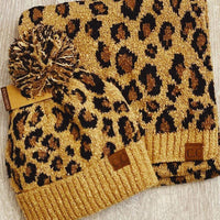 Animal Print Leopard Scarves (Multiple Colors)