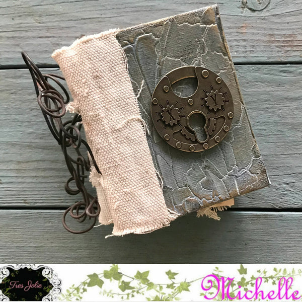 Mixed Media Junk Journal