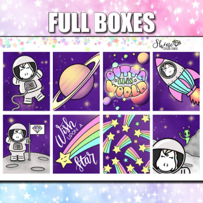 Full boxes - Star's Outta this World