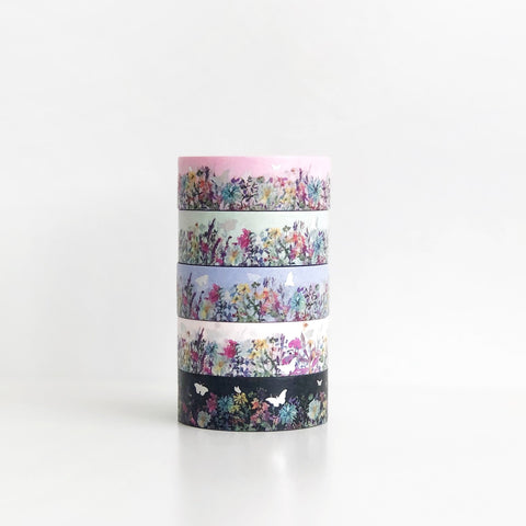 Washi - Wildflower 1.0