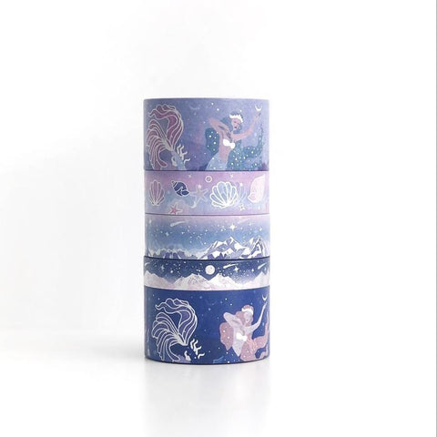 Washi - Celestial Mermaid Set
