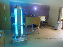 Load image into Gallery viewer, LightSaverUV Disinfection Trolley (Hire/Rental)