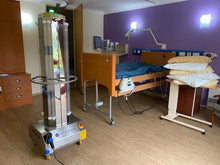 Load image into Gallery viewer, LightSaverUV Disinfection Trolley