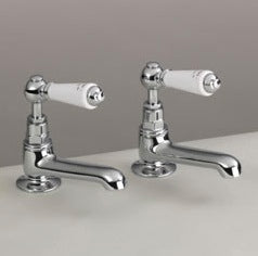 Marflow St. James Lever Handle Bath Taps