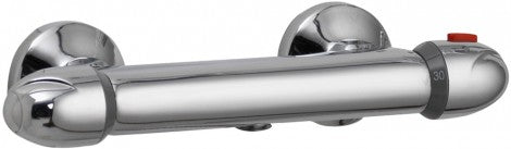 Pura Thermoforce 1 Round Shower Valve