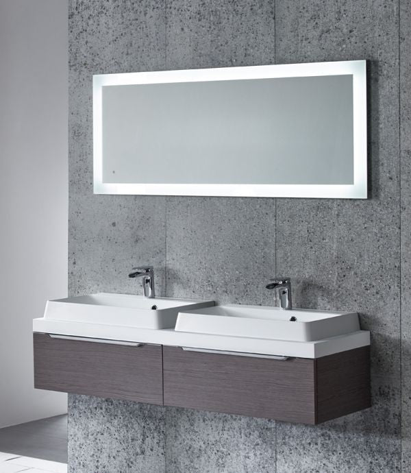 Tavistock Drift LED Illuminated Mirror