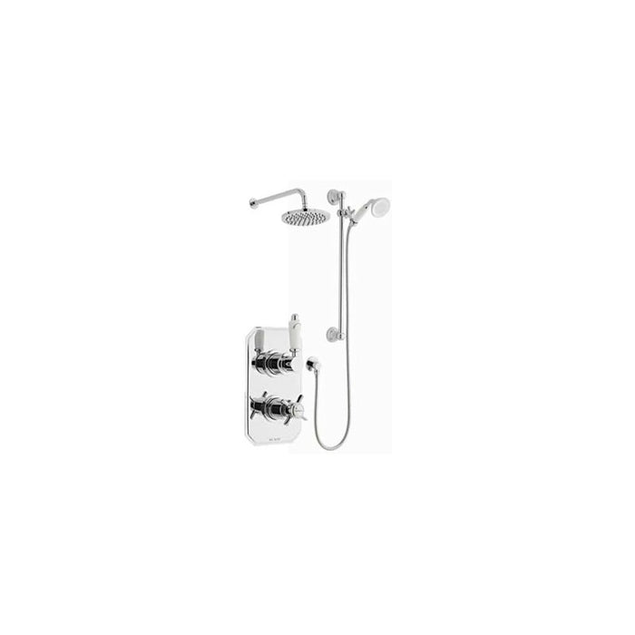 KARTELL KLASSIQUE OPTION 3 THERMOSTATIC CONCEALED SHOWER