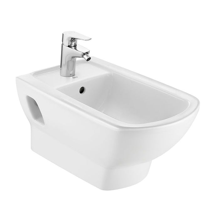 Roca Aire 1TH Wall Hung Bidet