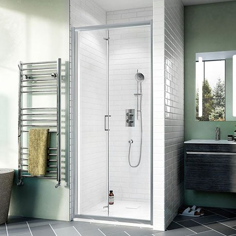Crosswater Kai 6 Bi-fold Shower Door - Choose Size