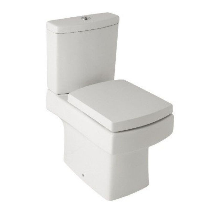 Kartell KVit Embrace Close Coupled Toilet Pack with Soft Close Seat