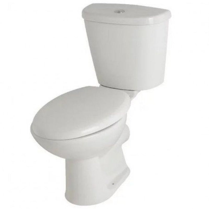 Kartell KVit G4k Close Coupled WC Toilet Pack with Soft Close Seat