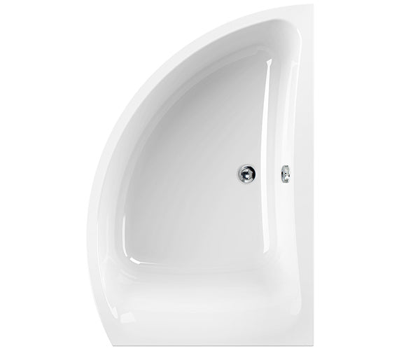 Aquaestil Comet Right Hand Corner Bath
