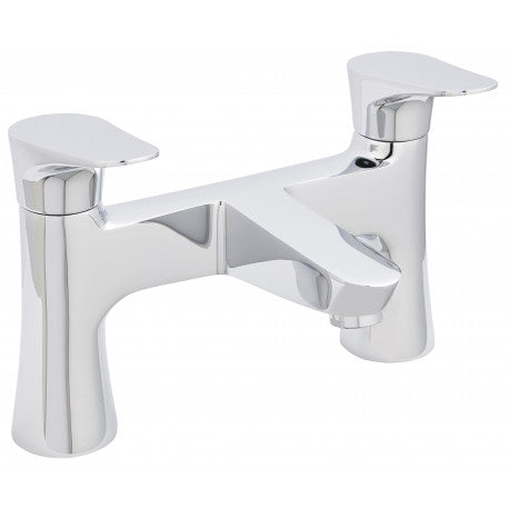 Kartell Focus Chrome Bath Filler Tap