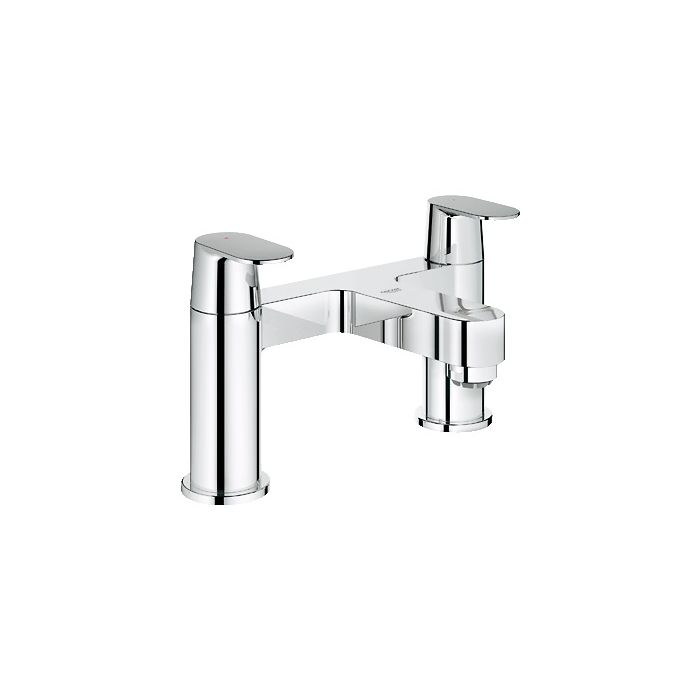 Eurosmart Cosmopolitan Two Handle Bath Mixer 2-Hole