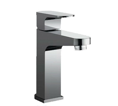 Track Tall Basin mixer Monobloc Tap - Chrome