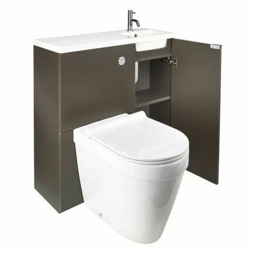 MyPlan BTW WC Back To Wall Toilet Unit - Lava