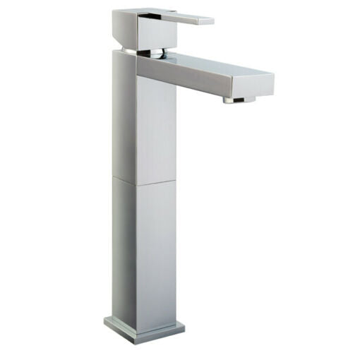 Kris Square Lever Tall Washbowl Mono Basin Mixer Tap