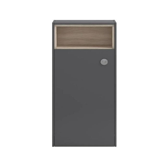 Hudson Reed Coast 600mm WC Floor Standing Unit with Shelf - Choose Colour