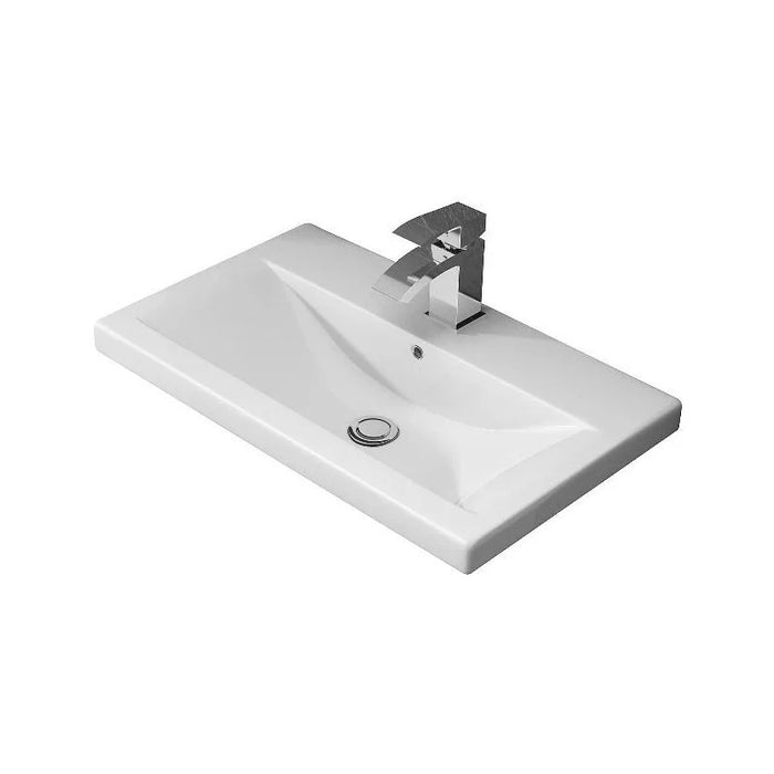 Hudson Reed Urban 600mm Floor Standing Unit & Basin 1 - Choose Colour