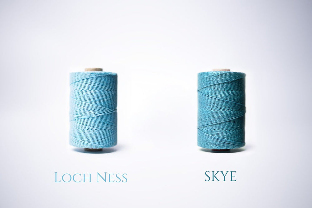 Load image into Gallery viewer, BAGPIPE HEMP LOCH NESS LIGHT BLUE - Modern Piping