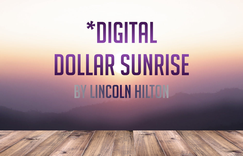DOLLAR SUNRISE - Modern Piping