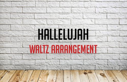HALLELUJAH - Modern Piping