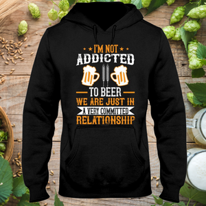 In Committed Relationship With Beer