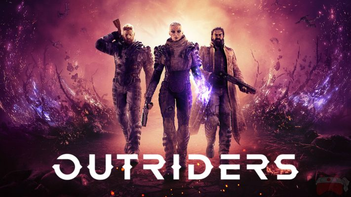 Outriders - The new Looter Shooter that's giving a lot to talk about