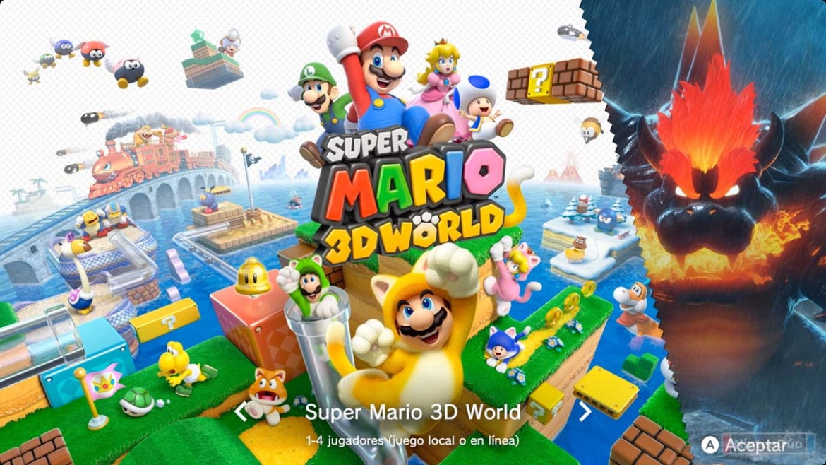 Analysis  –  Super Mario3D World + Bowser's Fury (Nintendo Switch)