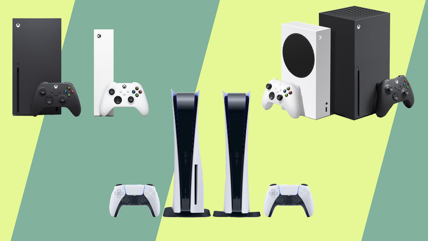 TEST: WICH CONSOLE FITS YOUR EXPECTATIONS?
