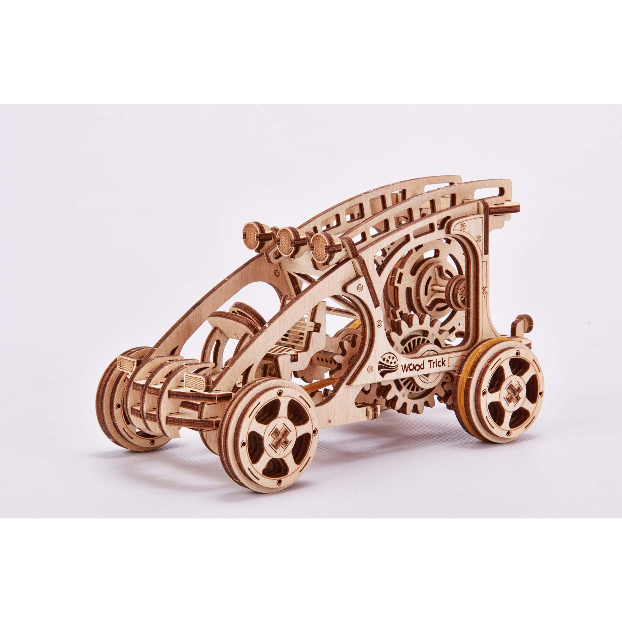 Buggy Car Wooden Toy-MercadoGames.com