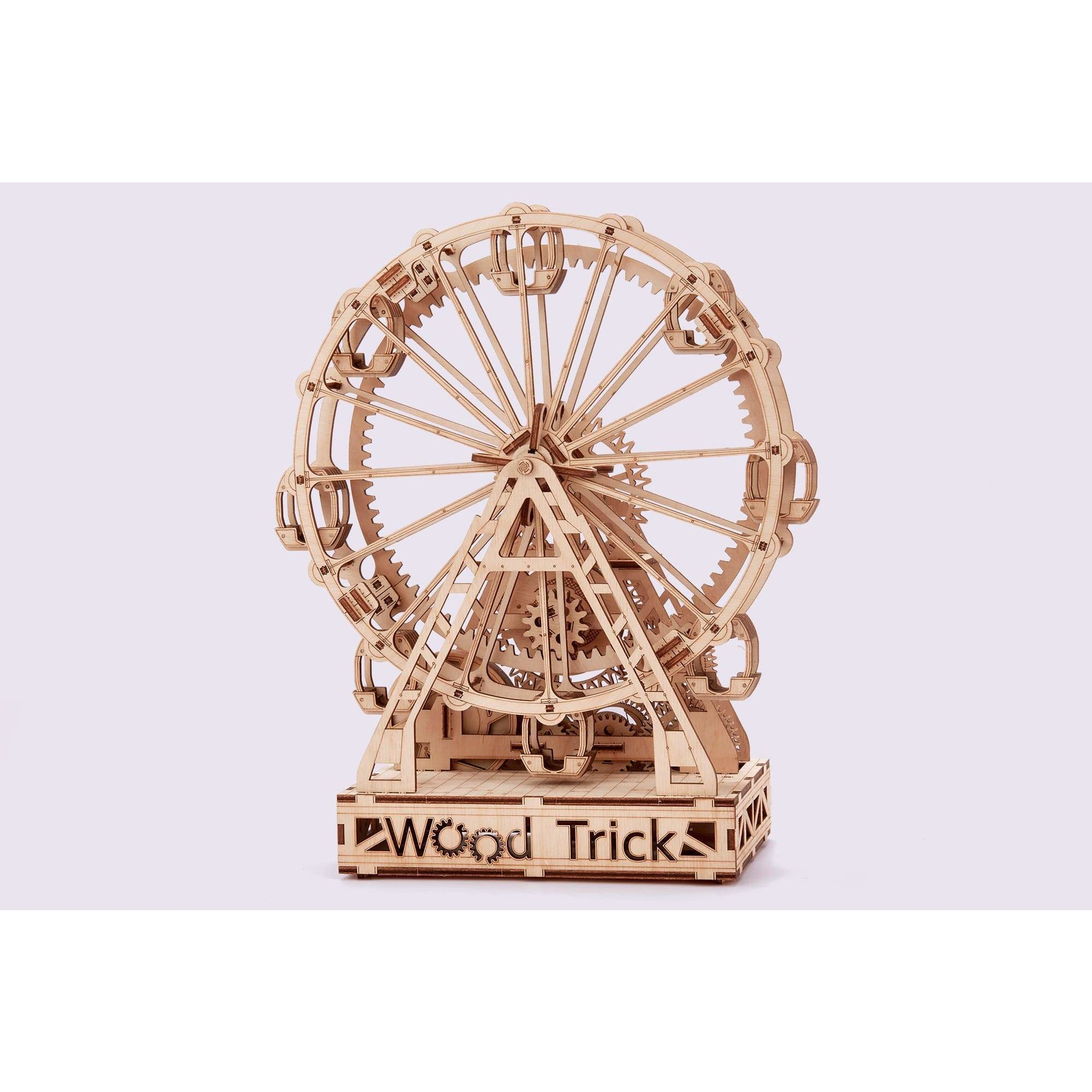 Ferris Wheel Wooden Toy-MercadoGames.com